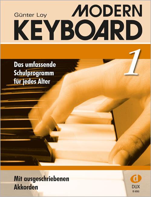 Modern Keyboard 1 als Buch