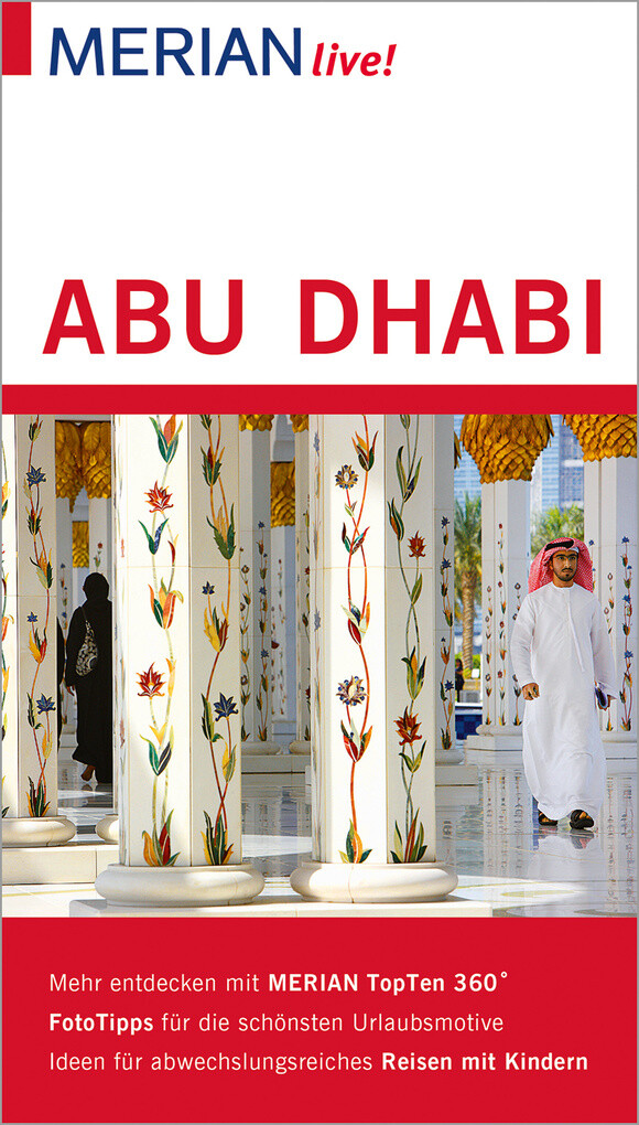 MERIAN live! Reiseführer Abu Dhabi als eBook
