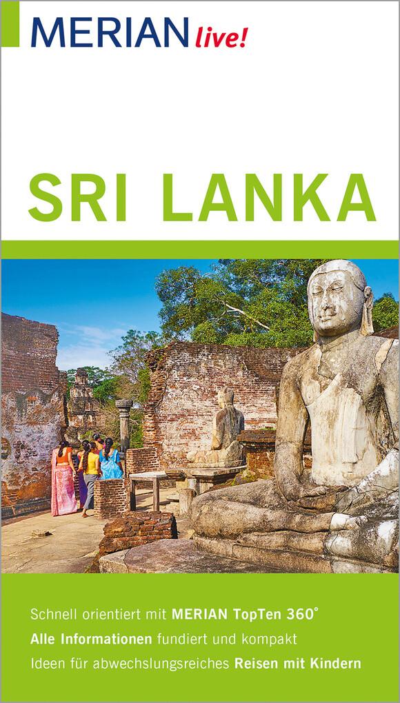 MERIAN live! Reiseführer Sri Lanka als eBook