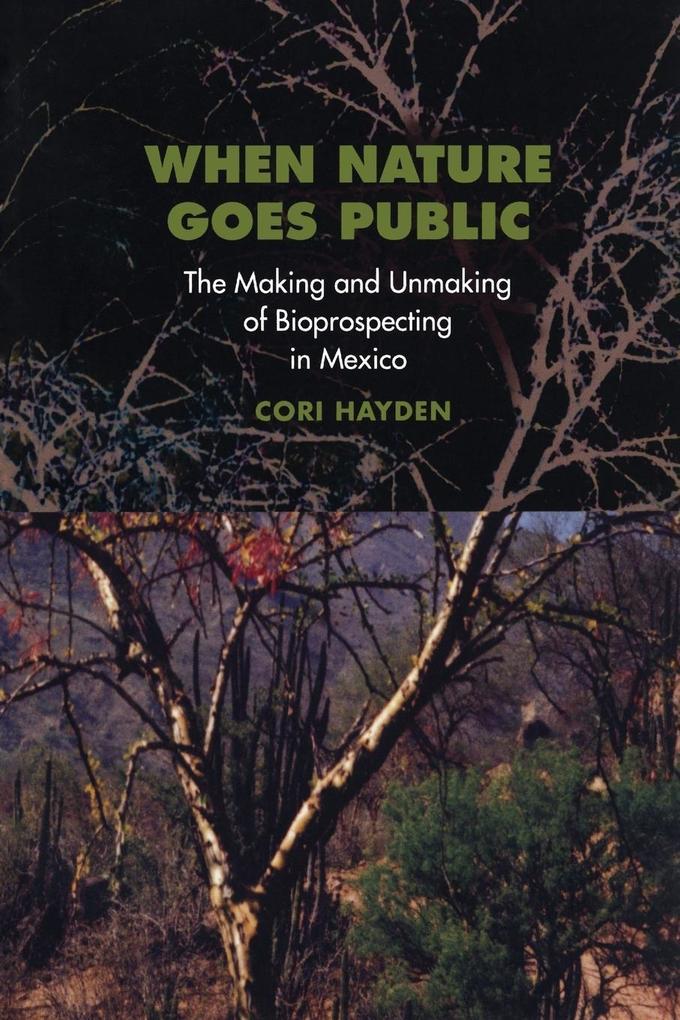 When Nature Goes Public als Buch (kartoniert)