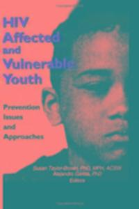 HIV Affected and Vulnerable Youth als Buch (gebunden)