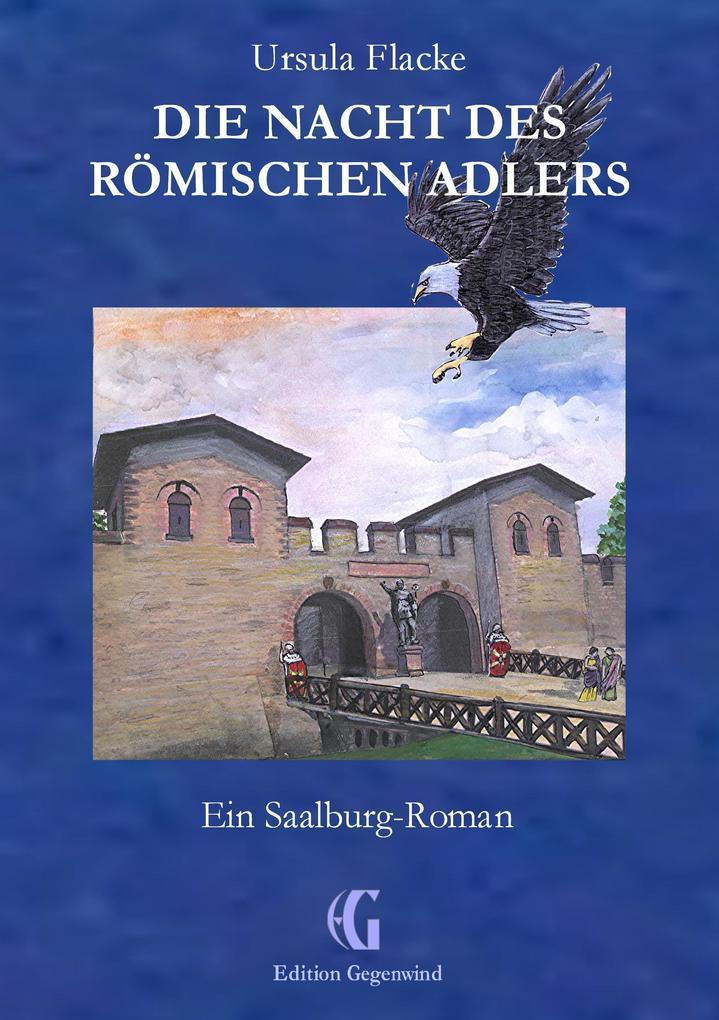 Die Nacht des römischen Adlers als Buch