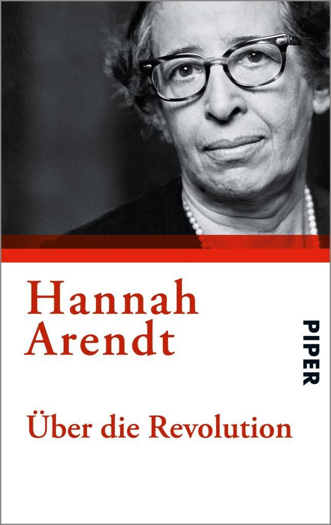 Über die Revolution als eBook