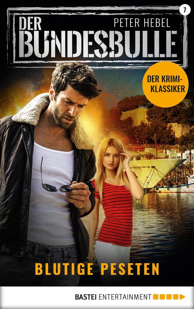 Der Bundesbulle 7 - Krimi-Serie als eBook