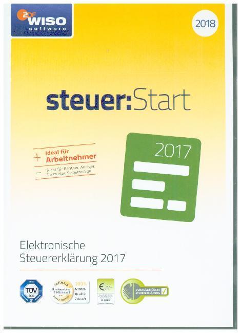 WISO steuer:Start 2018 als Software