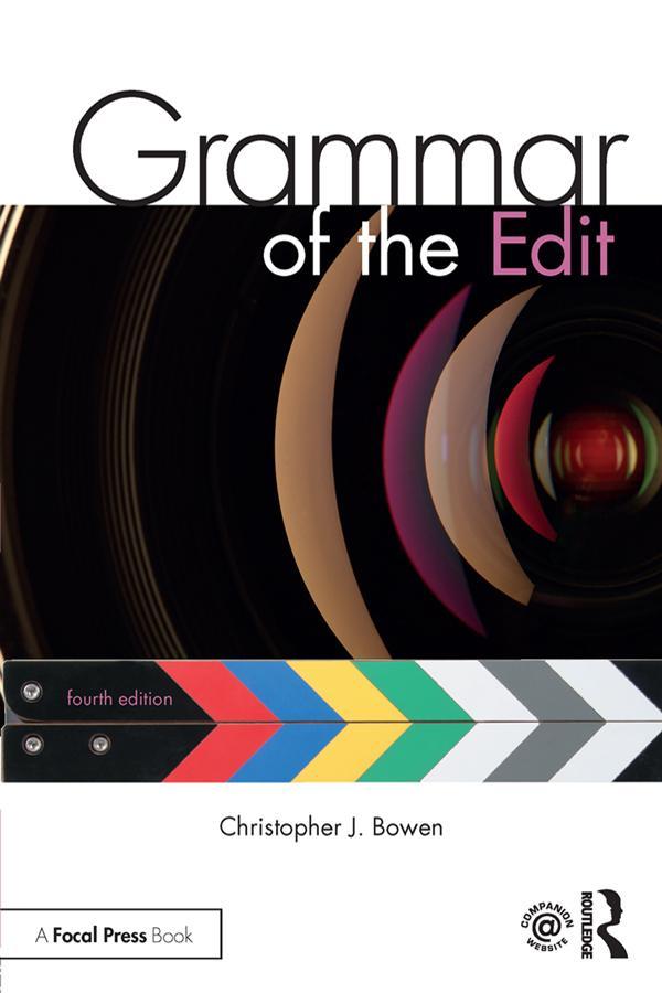 Grammar of the Edit als eBook epub
