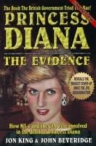 Princess Diana - the Evidence als Taschenbuch