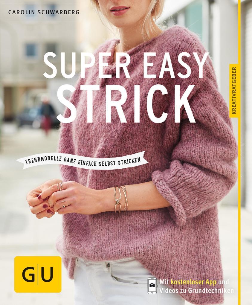 Super easy strick als eBook