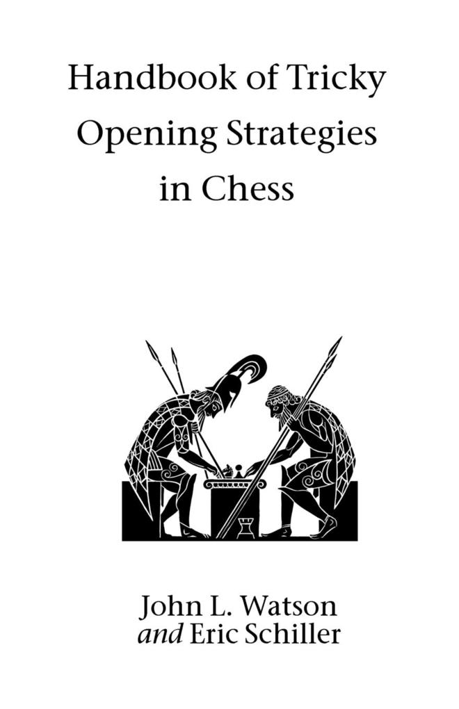 Handbook of Tricky Opening Strategies in Chess als Taschenbuch
