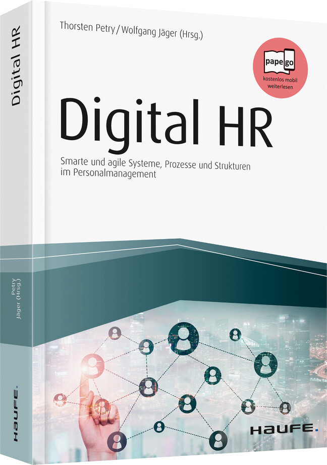 Digital HR als Buch
