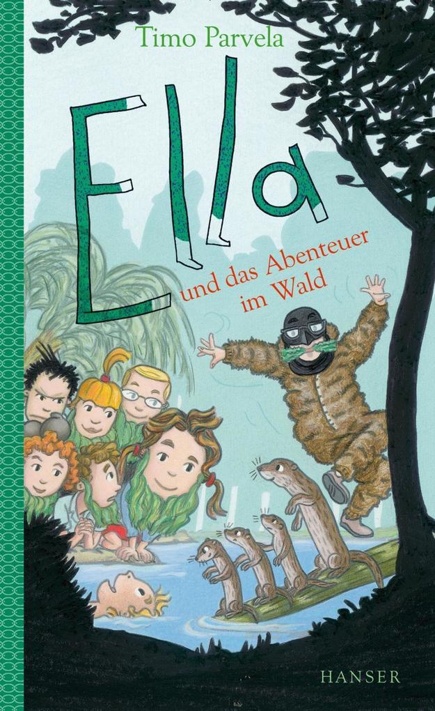 Ella und das Abenteuer im Wald als eBook