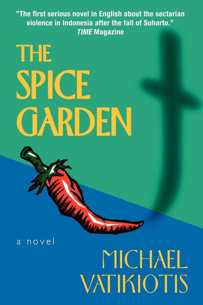 The Spice Garden als Taschenbuch