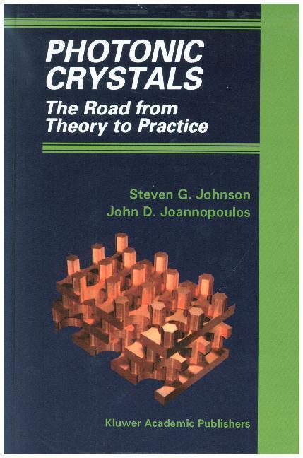 Photonic Crystals als Buch (gebunden)