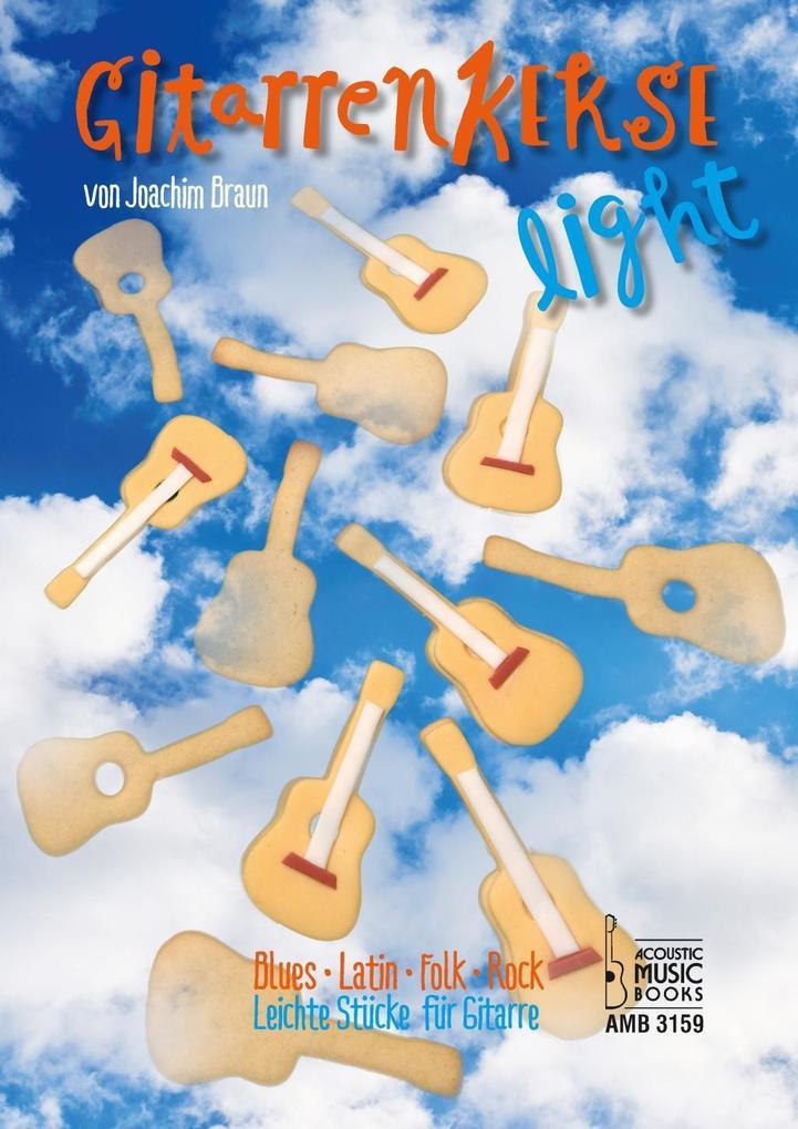 Gitarrenkekse light. Band 2