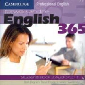 English365 2 Audio CD Set (2 CDs) als CD