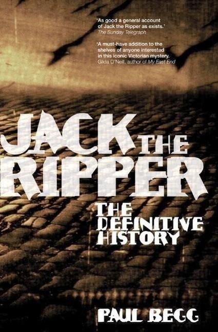 Jack the Ripper als Buch (kartoniert)