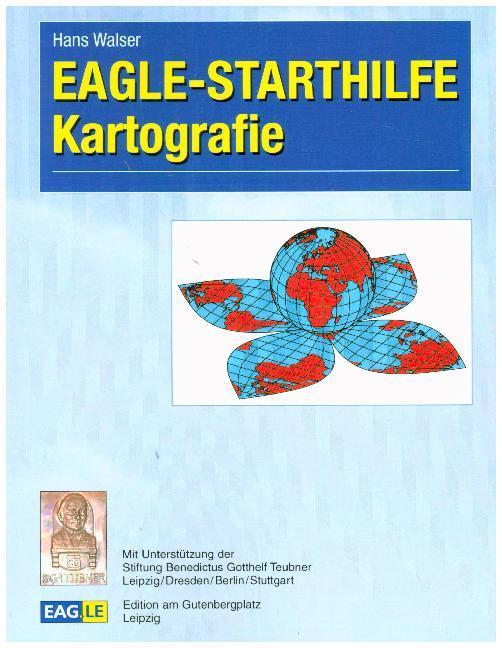 Eagle-Starthilfe Kartografie als Buch