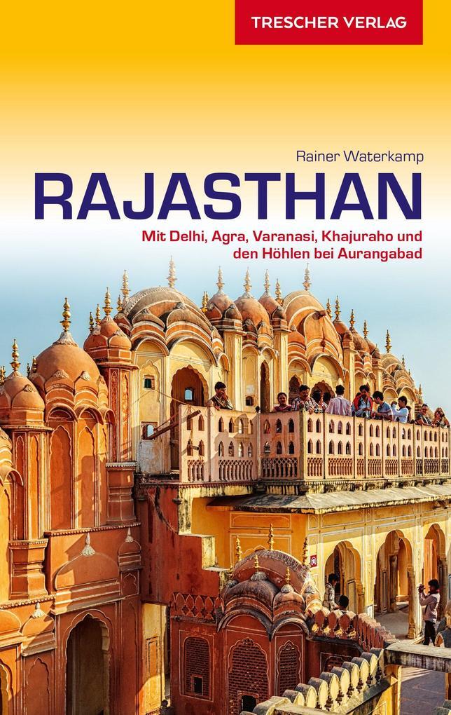 Reiseführer Rajasthan als Buch