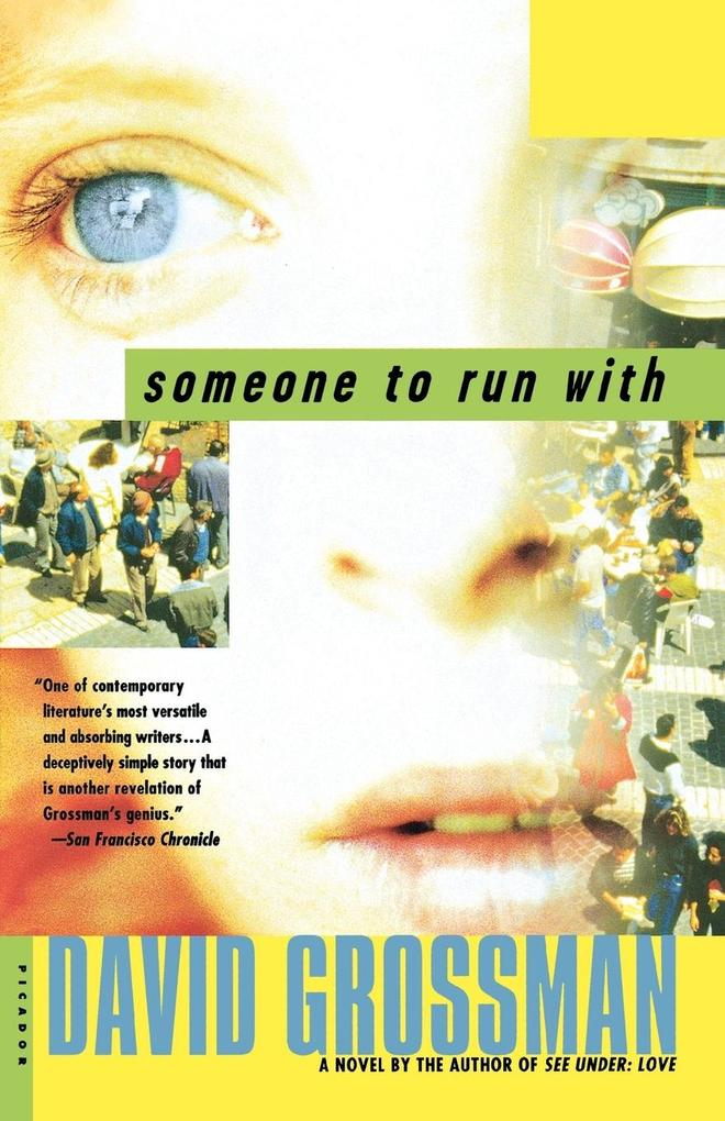 Someone to Run with als Taschenbuch