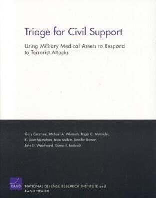 Triage for Civil Support als Taschenbuch