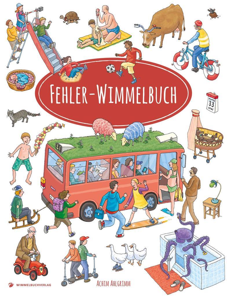 Fehler Wimmelbuch ab 2 Jahre als Buch