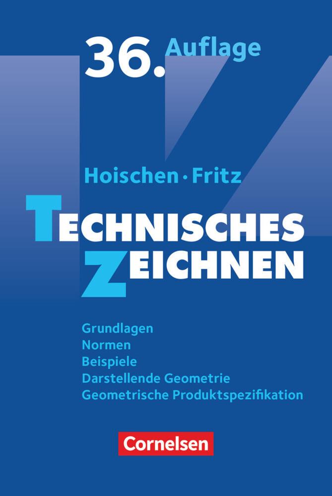 Technisches Zeichnen als Buch