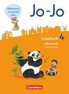 Jo-Jo Lesebuch 4. Schuljahr - Allgemeine Ausgabe - Arbeitsheft Lesestrategien