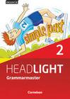 English G Headlight Band 2: 6. Schuljahr - Grammarmaster mit Lösungen
