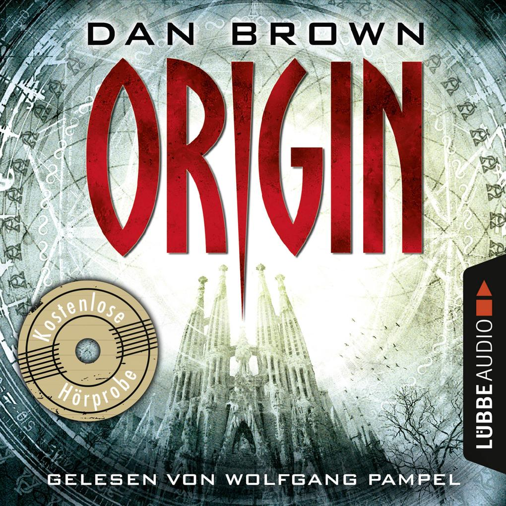 Origin - Robert Langdon 5 (Hörprobe) als Hörbuch Download
