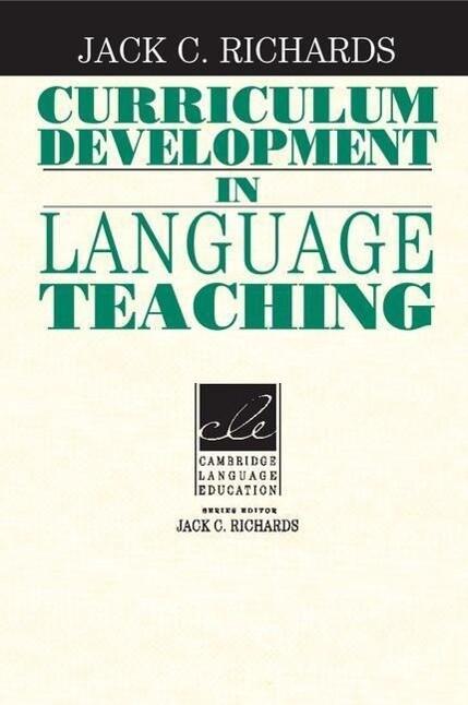 Curriculum Development in Language Teaching als Buch (kartoniert)