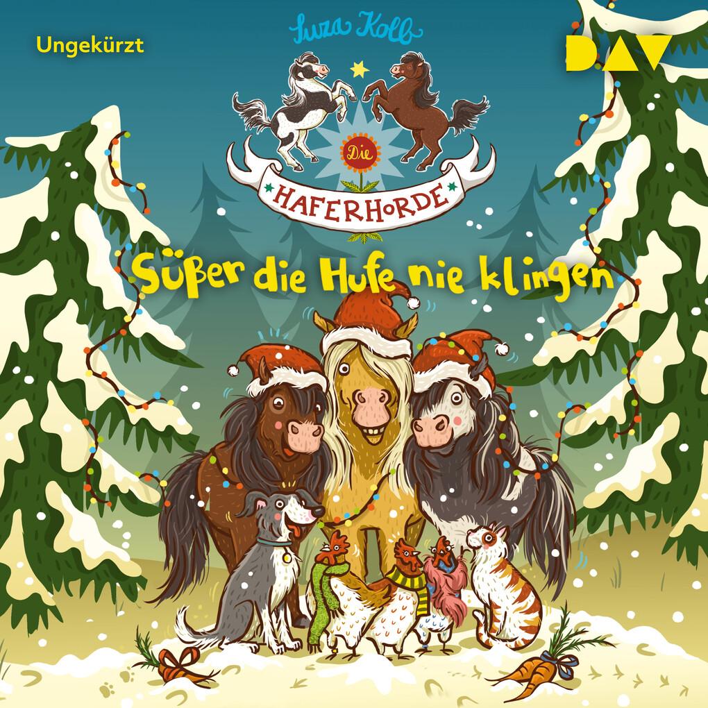 Suza Kolb: Die Haferhorde  Teil 9 (Hörbuch Download