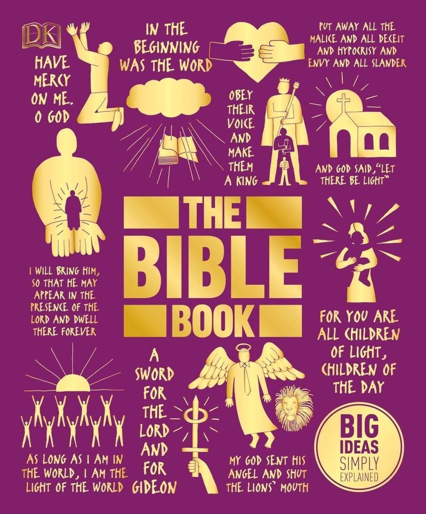 The Bible Book als Buch von