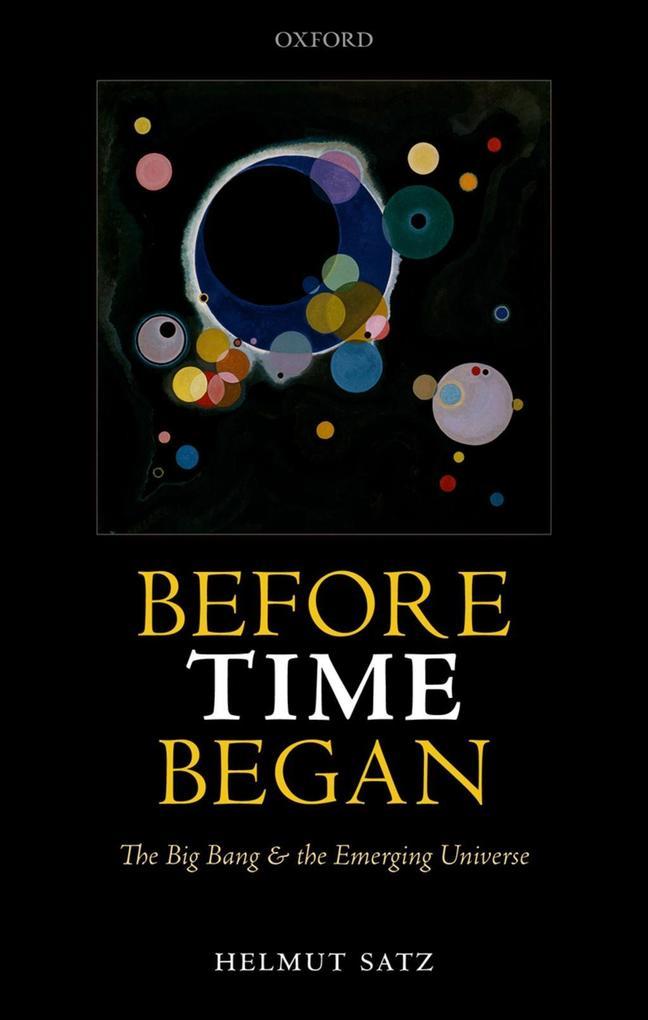Before Time Began als eBook