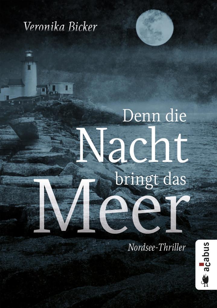 Denn die Nacht bringt das Meer. Nordsee-Thriller als eBook