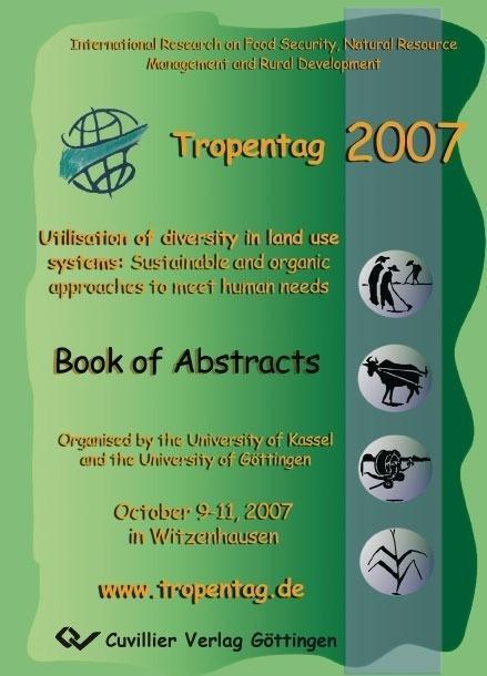 Tropentag 2007 als eBook von