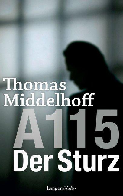 A115 - Der Sturz als Buch von Thomas Middelhoff