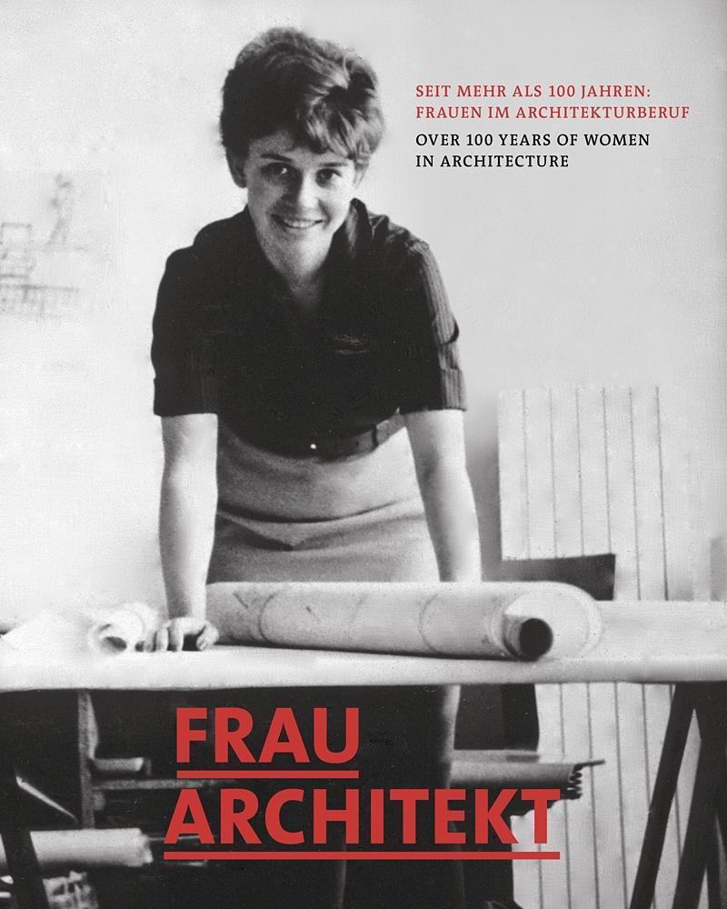 Frau Architekt als Buch von