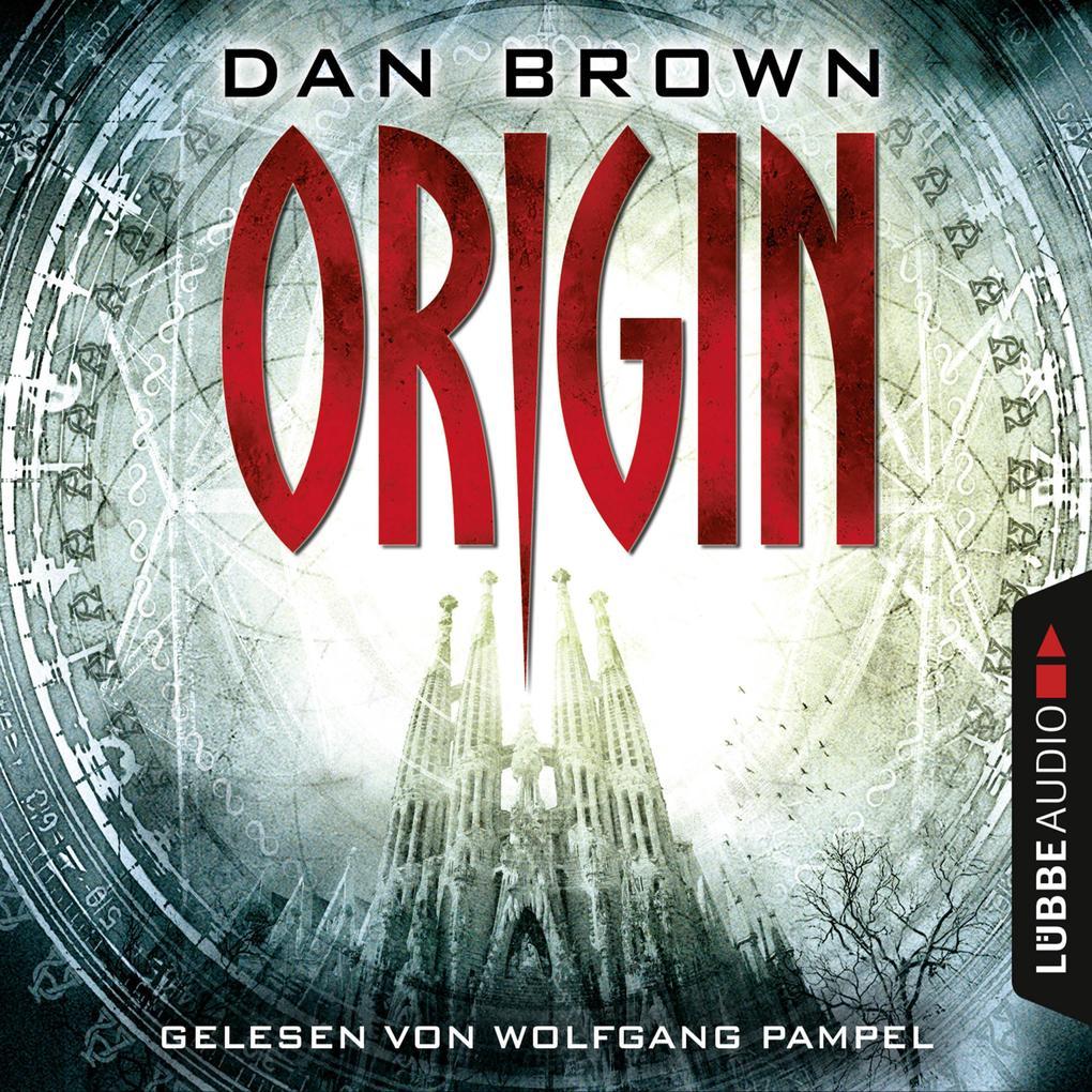 Origin - Robert Langdon 5 (Gekürzt) als Hörbuch Download