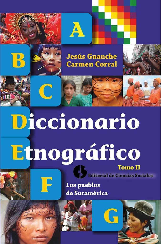 Diccionario etnográfico