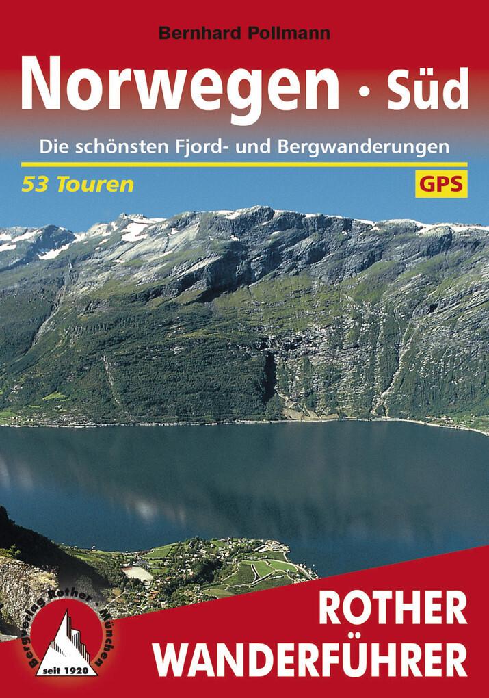 Norwegen Süd als eBook