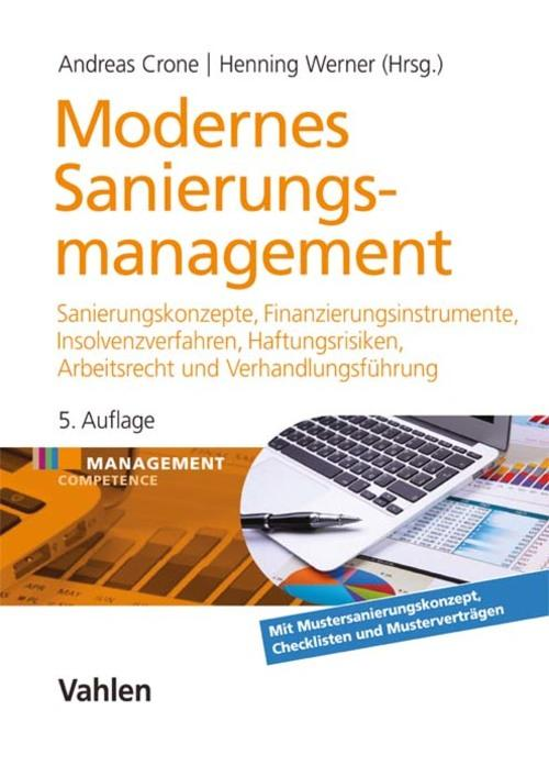 Modernes Sanierungsmanagement als eBook