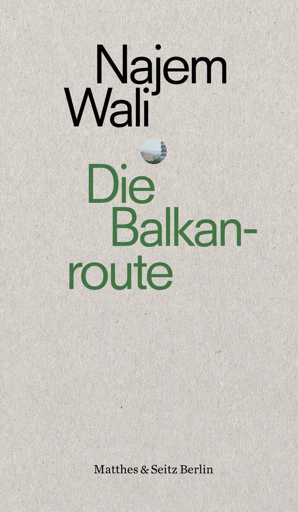 Die Balkanroute als eBook