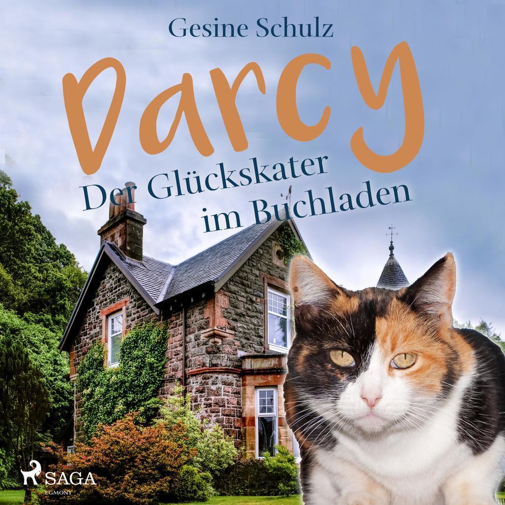 Darcy - Der Glückskater im Buchladen (Ungekürzt) als Hörbuch Download