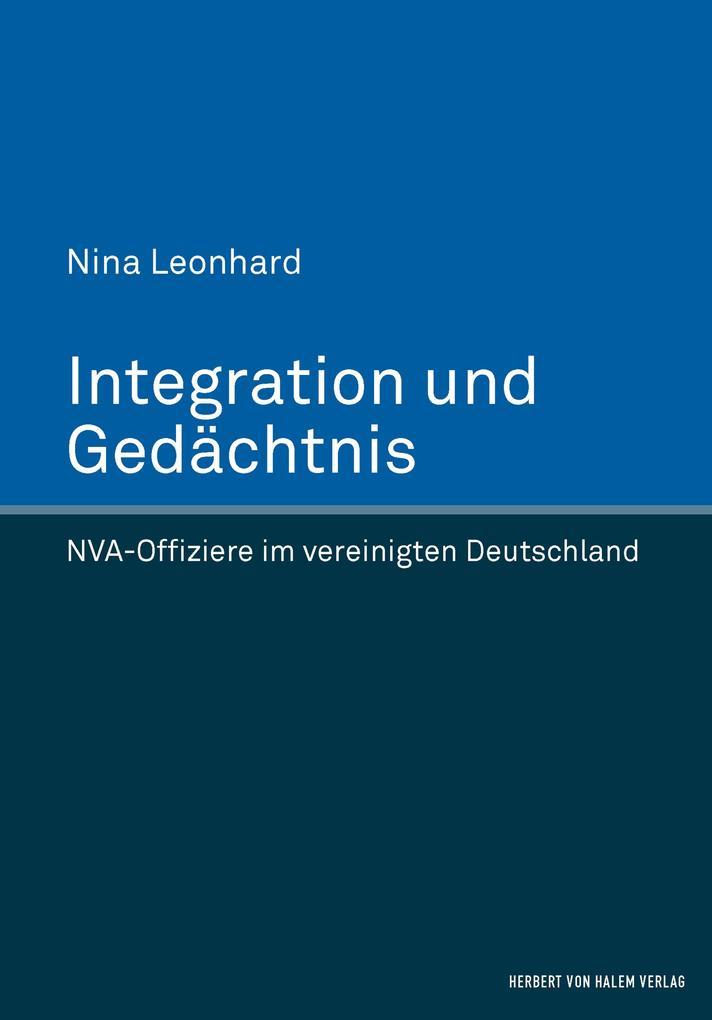 Integration und Gedächtnis als eBook pdf