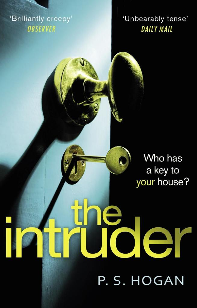 The Intruder als eBook