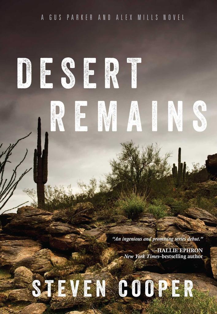 Desert Remains als eBook epub
