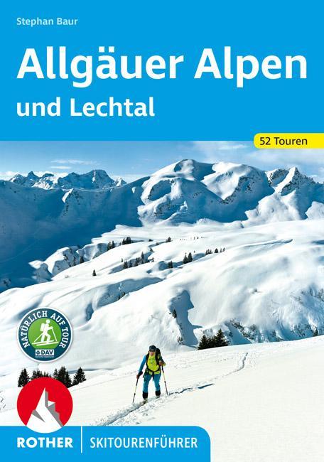 Allgäuer Alpen und Lechtal als Buch