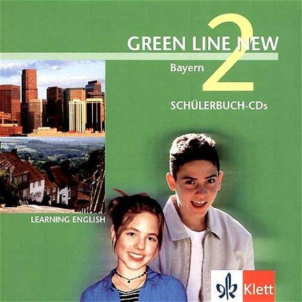 Green Line New 2. Audio CD. Bayern als Hörbuch CD von