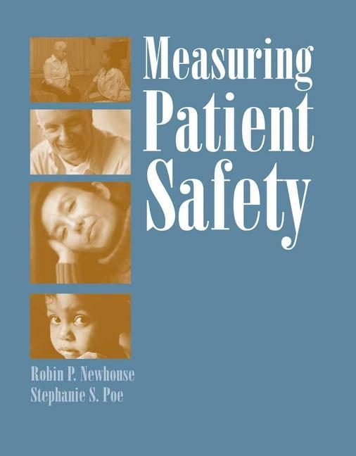 Measuring Patient Safety als Buch (kartoniert)
