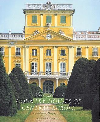 The Great Country Houses of Europe als Buch (gebunden)